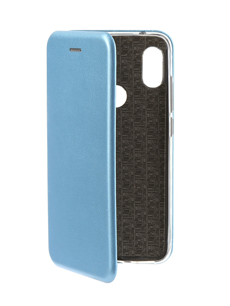 Аксессуар Чехол Neypo для Xiaomi Redmi Note 6/6 Pro Premium Light Blue NSB6021 аксессуар чехол xiaomi redmi note 2 cojess ultra slim blue