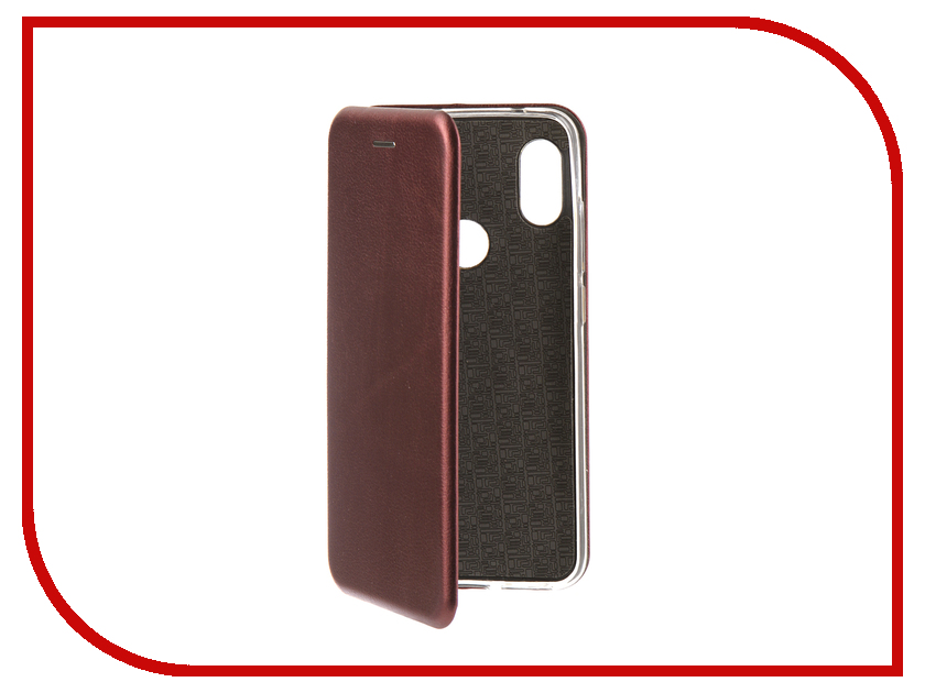 Аксессуар Чехол для Xiaomi Redmi Note 6/6 Pro Neypo Premium Bordo NSB6349 аксессуар чехол для xiaomi redmi note 5a 32gb neypo soft touch gold st3782