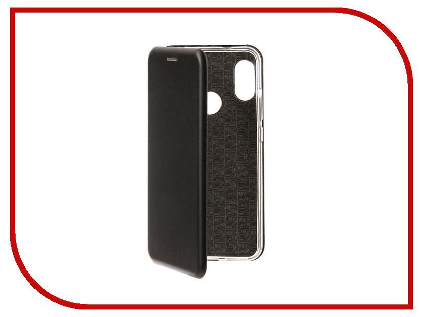 Аксессуар Чехол для Xiaomi Mi A2 Lite Neypo Premium Black NSB5796 чехол для honor 9 lite neypo premium black nsb4220