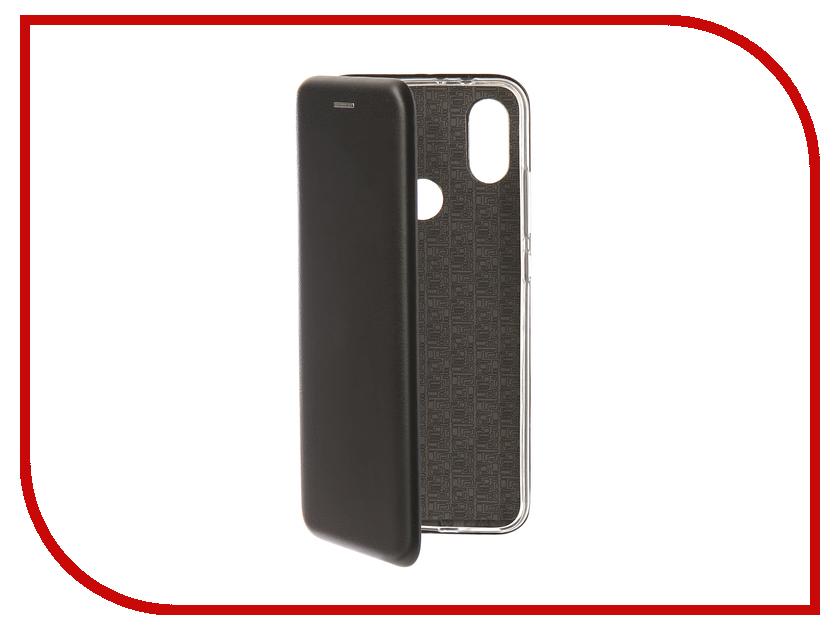 Аксессуар Чехол для Xiaomi Mi A2/6X Neypo Premium Black NSB4994 аксессуар чехол для xiaomi mi a1 neypo soft touch black st3324