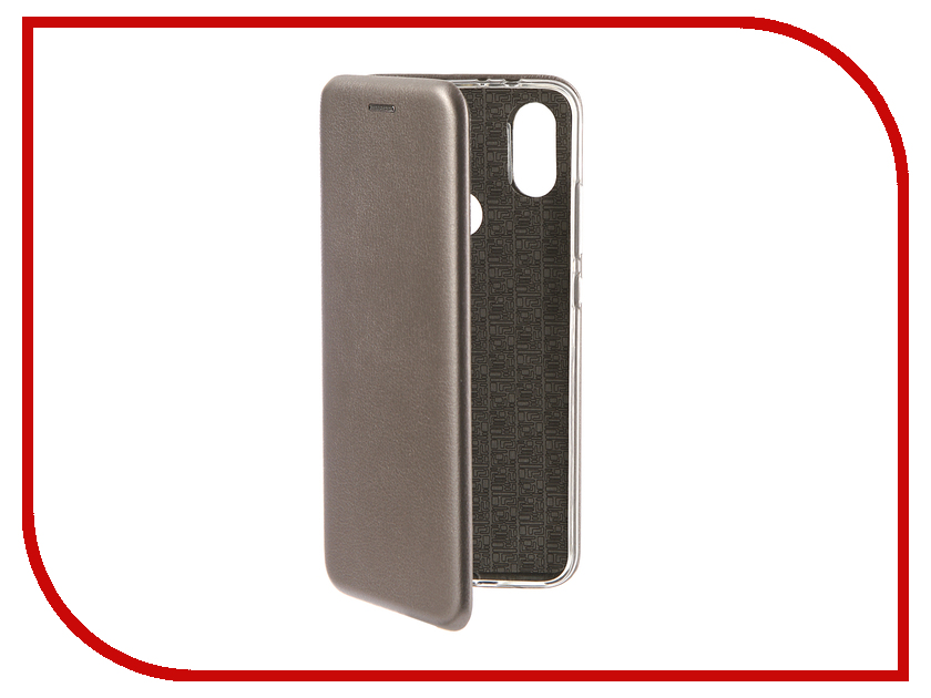 Аксессуар Чехол для Xiaomi Mi A2/6X Neypo Premium Silver NSB4997 аксессуар чехол для xiaomi mi a2 mi 6x df xiflip 25