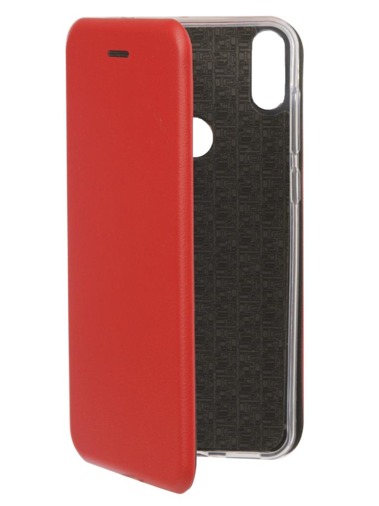 Чехол Neypo для ASUS ZenFone Max Pro (M1) ZB602KL Premium Red NSB6394