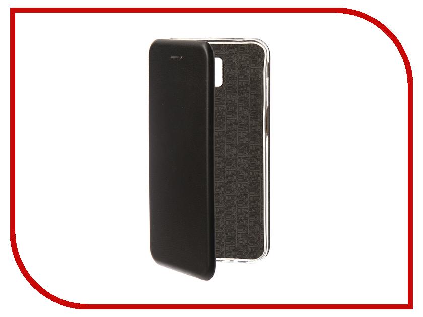 Аксессуар Чехол для Samsung Galaxy J6 Plus 2018 Neypo Premium Black NSB5902 аксессуар чехол samsung j3 2017 j330f zibelino clear view black zcv sam j330 blk