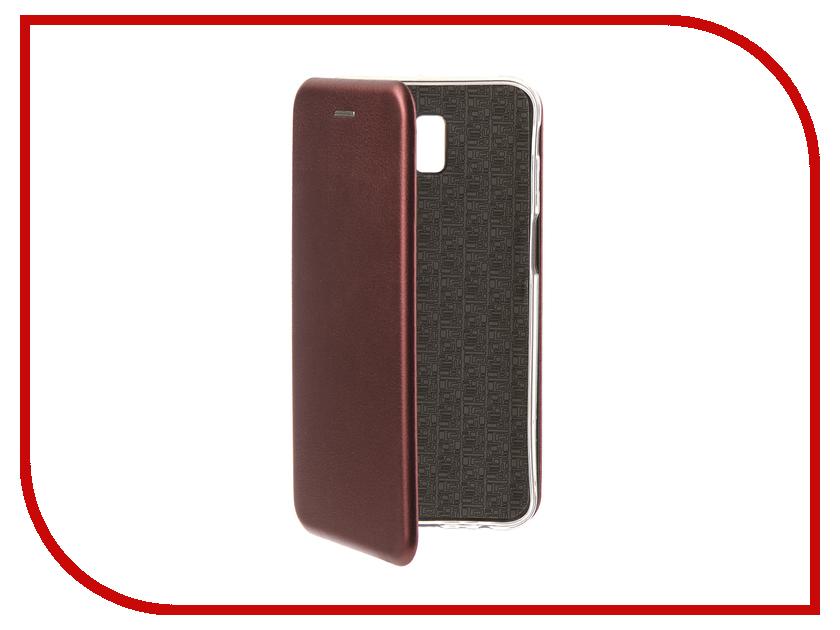 Купить Аксессуар Чехол для Samsung Galaxy J6 Plus 2018 Neypo Premium Bordo NSB6348