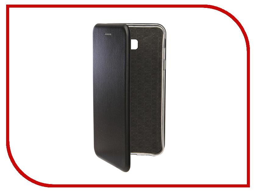 Купить Аксессуар Чехол для Samsung Galaxy J4 Plus 2018 Neypo Premium Black NSB5899