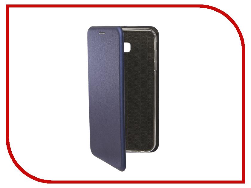 Купить Аксессуар Чехол для Samsung Galaxy J4 Plus 2018 Neypo Premium Blue NSB5904