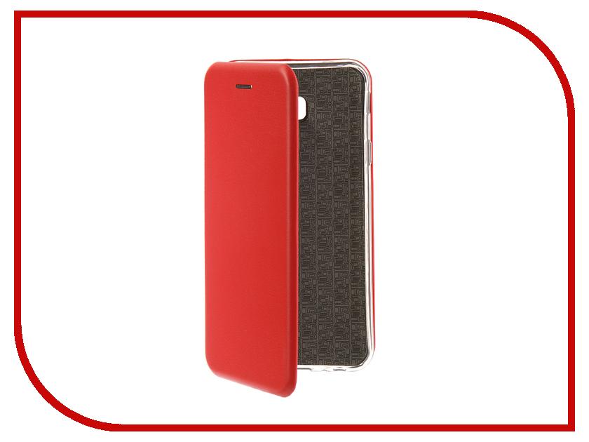 Купить Аксессуар Чехол для Samsung Galaxy J4 Plus 2018 Neypo Premium Red NSB5903
