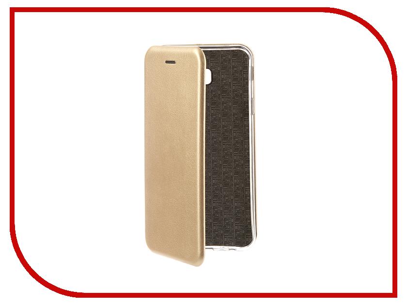 Купить Аксессуар Чехол для Samsung Galaxy J4 Plus 2018 Neypo Premium Gold NSB5898