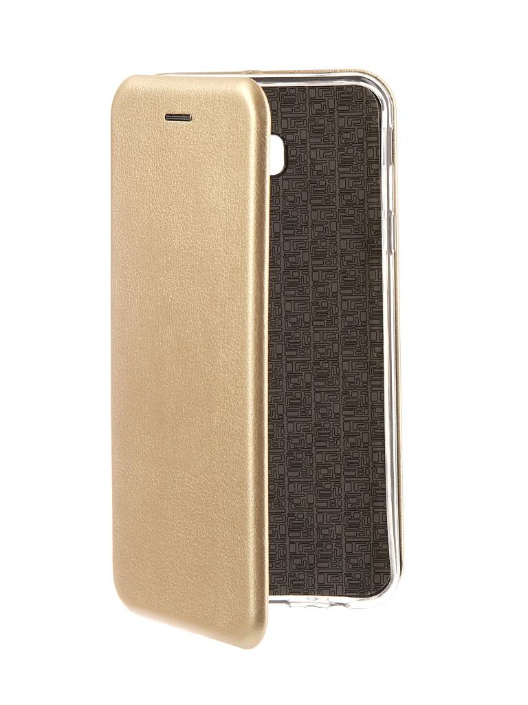 Аксессуар Чехол Neypo для Samsung Galaxy J4 Plus 2018 Premium Gold NSB5898 аксессуар чехол neypo для samsung galaxy j4 plus 2018 premium blue nsb5904