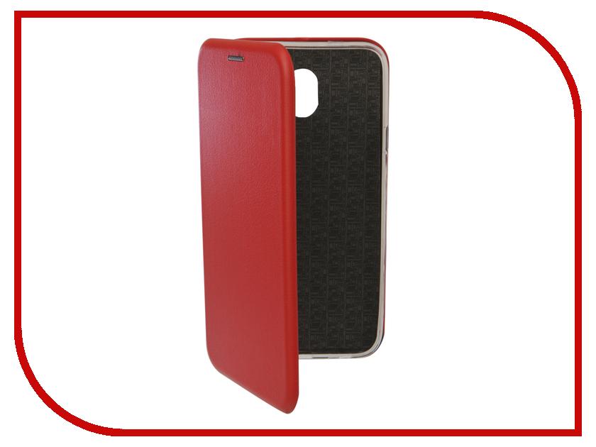 Купить Аксессуар Чехол для Samsung Galaxy J4 2018 Neypo Premium Red NSB4540