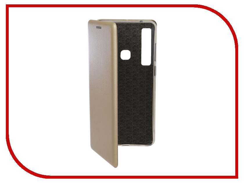 Купить Аксессуар Чехол для Samsung Galaxy A9 2018 Neypo Premium Gold NSB6036