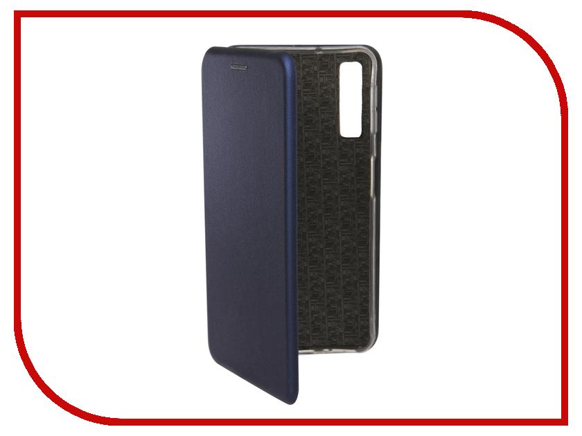 Аксессуар Чехол для Samsung Galaxy A7 2018 Neypo Premium Blue NSB5896