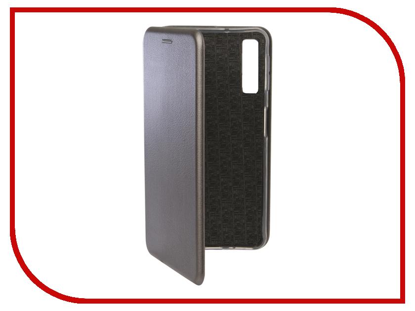 Аксессуар Чехол для Samsung Galaxy A7 2018 Neypo Premium Silver NSB6099