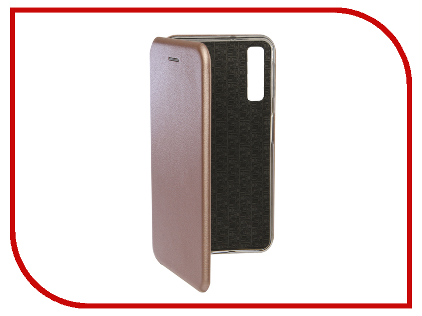 Аксессуар Чехол для Samsung Galaxy A7 2018 Neypo Premium Rose Gold NSB5963