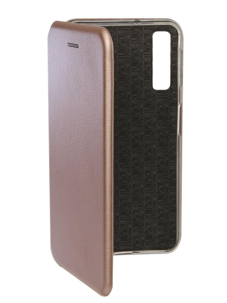 Аксессуар Чехол Neypo для Samsung Galaxy A7 2018 Premium Rose Gold NSB5963 аксессуар чехол samsung galaxy a7 2016 armor air slim gold gb f sga7 2016 gold