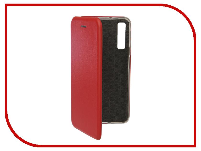 Аксессуар Чехол для Samsung Galaxy A7 2018 Neypo Premium Red NSB5962 стоимость