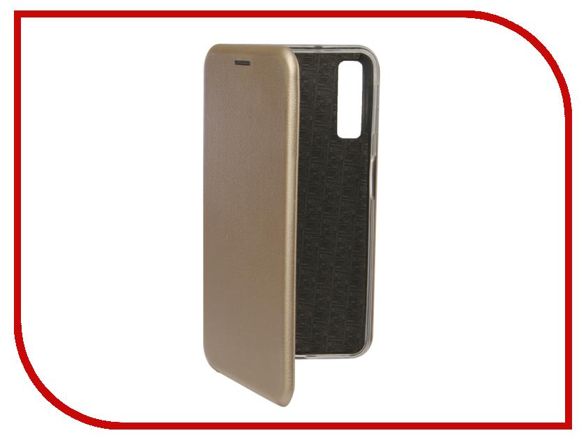 Аксессуар Чехол для Samsung Galaxy A7 2018 Neypo Premium Gold NSB5964