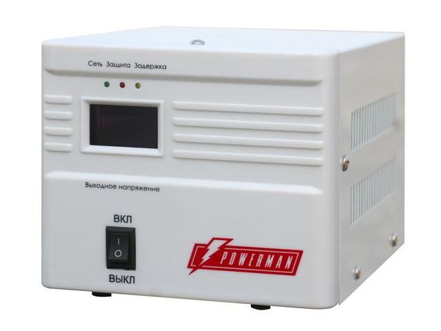Стабилизатор Powerman AVS 1000A цена