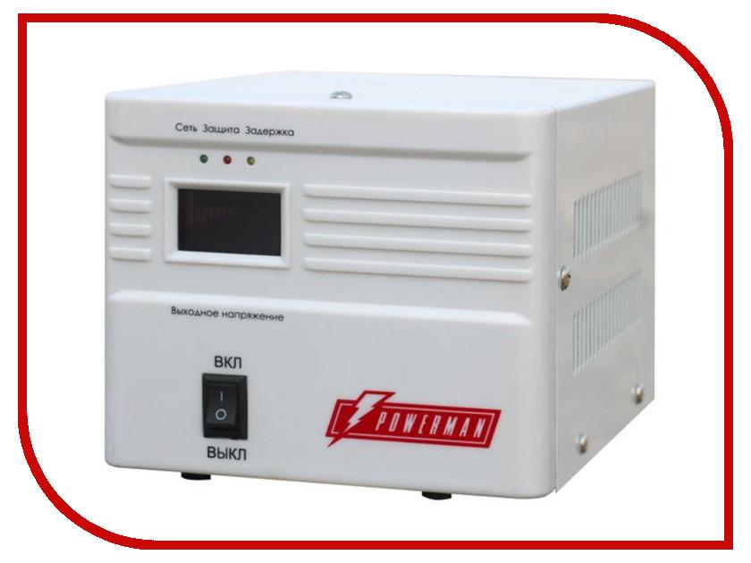все цены на Стабилизатор Powerman AVS 500A