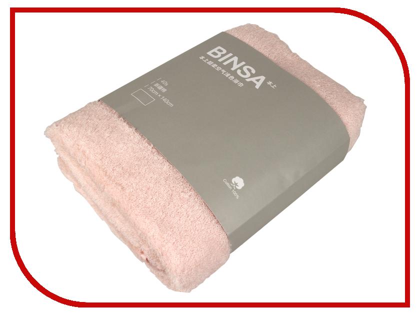 Полотенце Xiaomi Binsa 70x140cm Pink