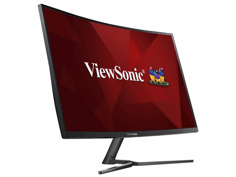 Монитор Viewsonic VX2758-C-mh Black