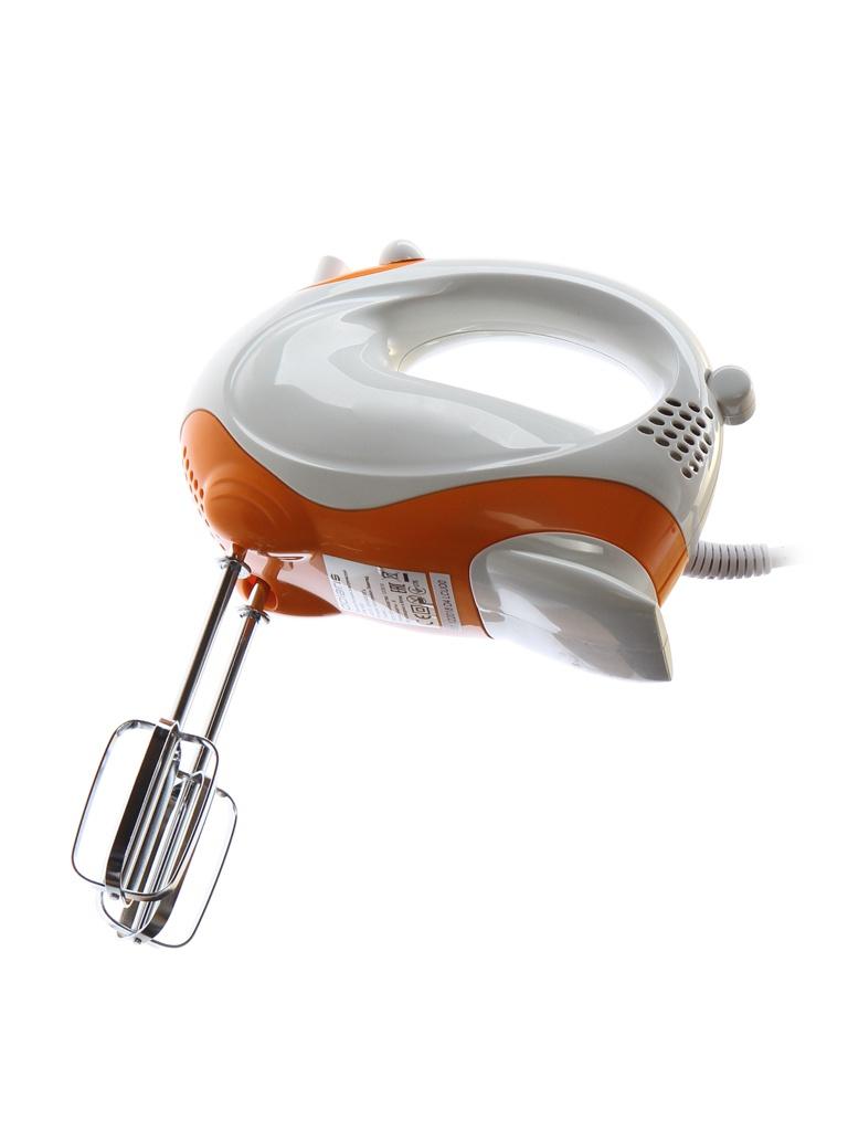 Миксер Polaris PHM 4026 White-Orange