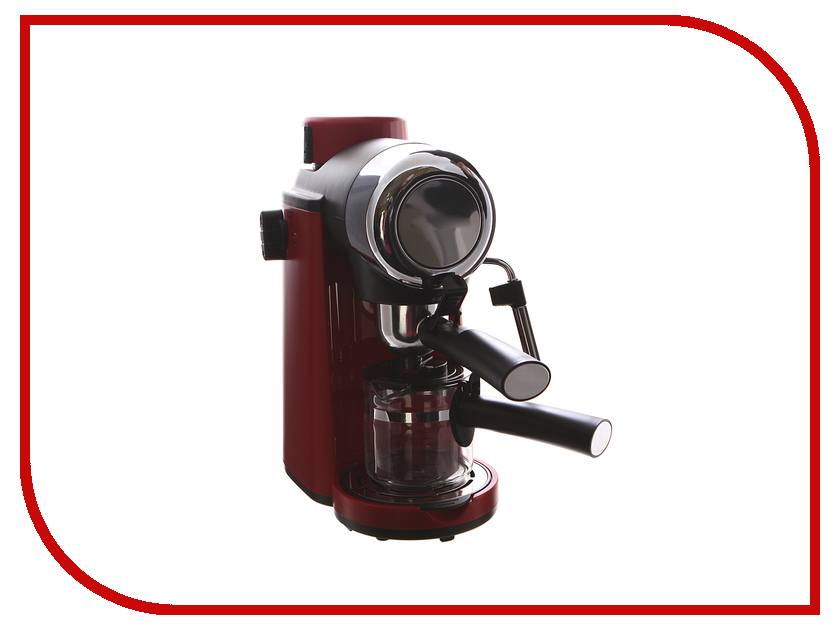 Кофемашина Polaris PCM 4007A Red