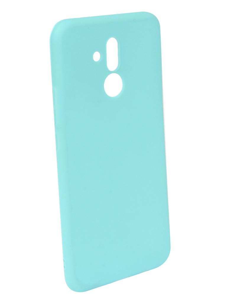 Чехол Neypo для Huawei Mate 20 Lite Soft Matte Turquoise NST5837