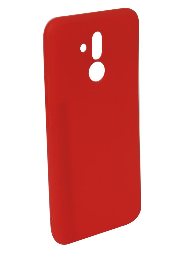 Чехол Neypo для Huawei Mate 20 Lite Soft Matte Red NST5838