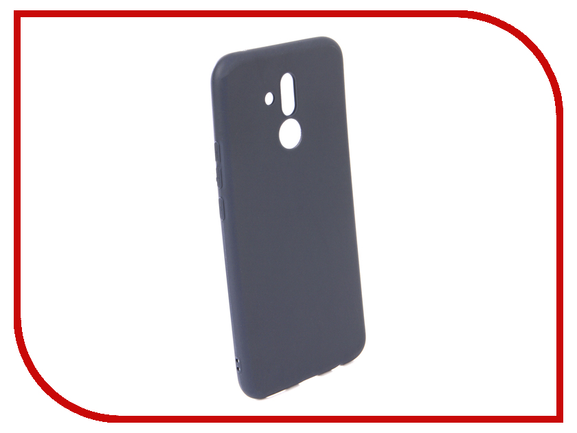 Аксессуар Чехол для Huawei Mate 20 Lite Neypo Soft Matte Dark Blue NST5839 аксессуар чехол для huawei honor 7a pro neypo soft matte dark blue nst4716