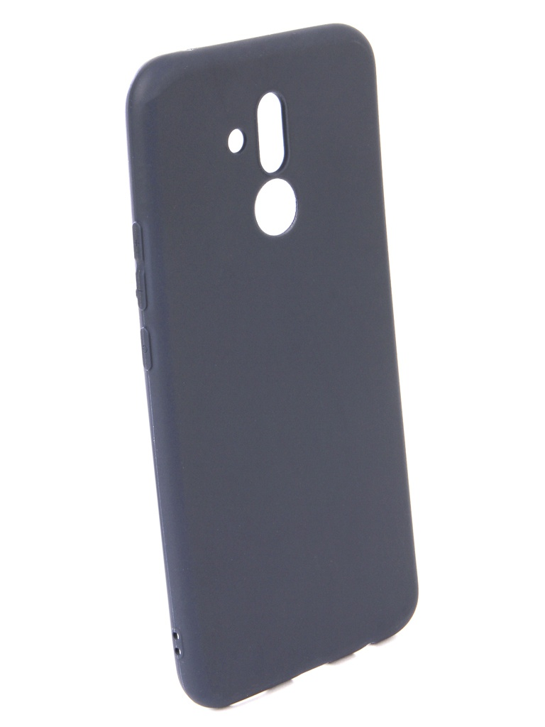 Аксессуар Чехол Neypo для Huawei Mate 20 Lite Soft Matte Dark Blue NST5839 аксессуар чехол для huawei p10 lite activ mate blue 84083