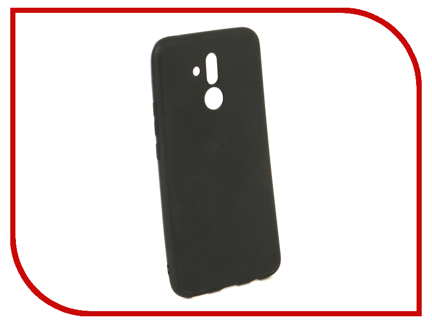 Аксессуар Чехол для Huawei Mate 20 Lite Neypo Soft Matte Black NST5840 аксессуар чехол для huawei mate 20 lite neypo premium bordo nsb6346