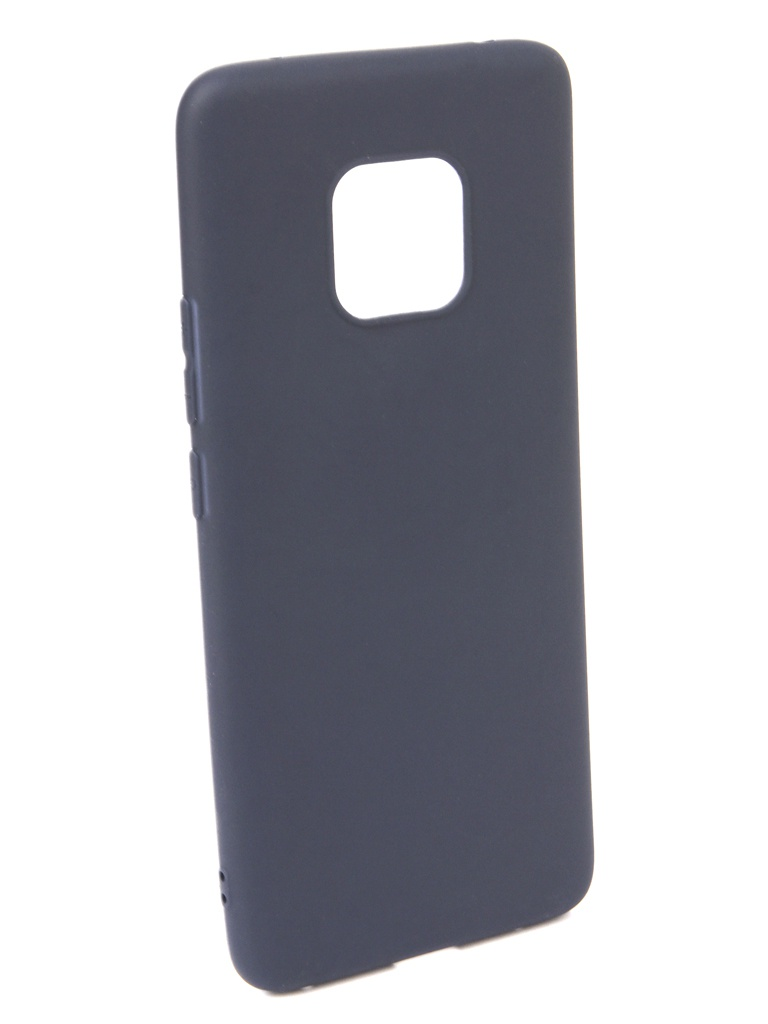 Аксессуар Чехол Neypo для Huawei Mate 20 PRO Soft Matte Dark Blue NST5976 аксессуар чехол для huawei p20 pro activ mate blue 84914