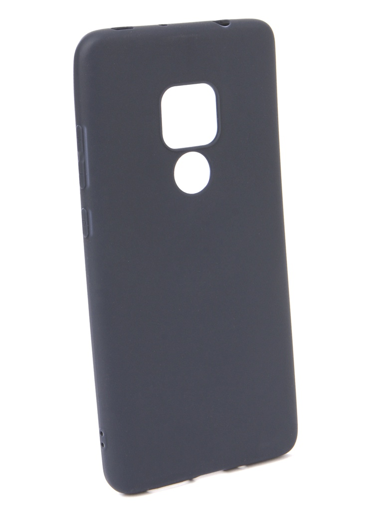 Аксессуар Чехол Neypo для Huawei Mate 20 Soft Matte Dark Blue NST5971 аксессуар чехол neypo для nokia 6 1 plus x6 2018 soft matte dark blue nst6132