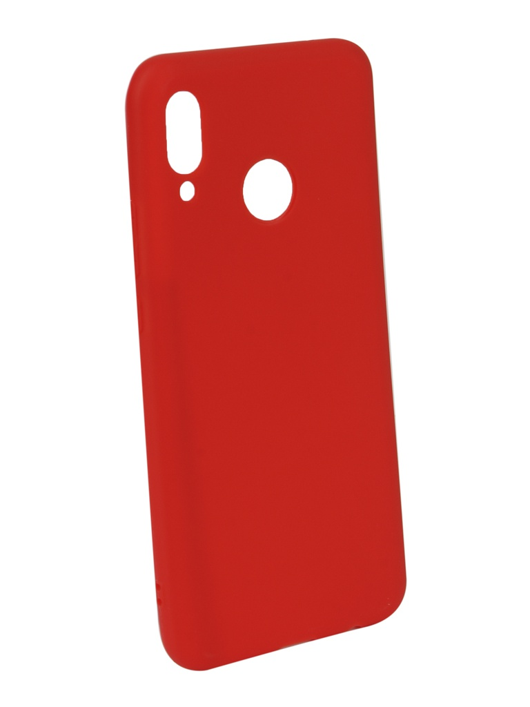 Чехол Neypo для Huawei Nova 3 Soft Matte Red NST5717