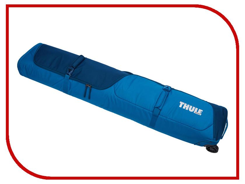 Аксессуар Чехол на колёсиках для 2-х сноубордов Thule RoundTrip SnowBoard Roller Blue 225125 thule tas 115b blue