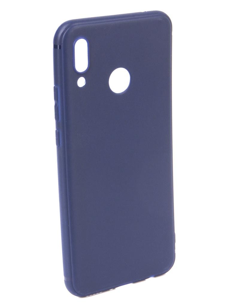 Аксессуар Чехол Neypo для Huawei Nova 3 Soft Matte Dark Blue NST5715 аксессуар чехол для nokia 5 1 plus x5 2018 neypo soft matte dark blue nst6125