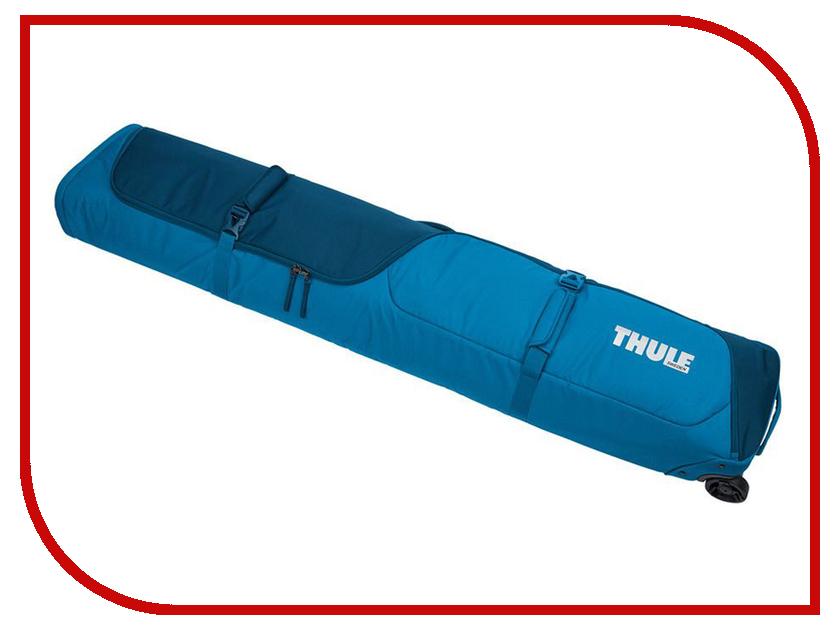 Аксессуар Чехол на колёсиках для 2-x пар горных лыж Thule RoundTrip Ski Roller Poseidon Blue 225121 10pcs lot thrust needle roller bearing axk1730 17mm x 30mm x 2mm thrust bearing