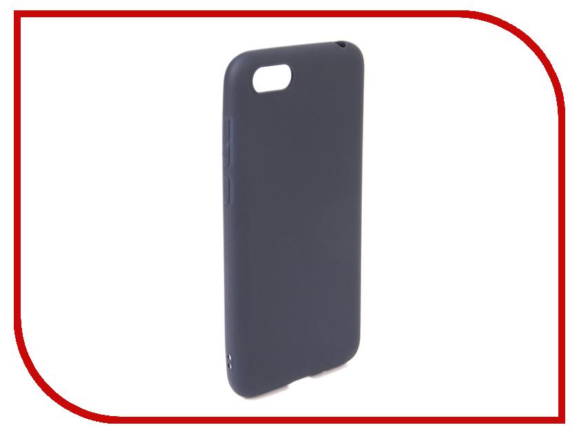 Аксессуар Чехол для Huawei Y5 Lite 2018 Neypo Soft Matte Dark Blue NST5988 аксессуар чехол для huawei honor 7a pro neypo soft matte dark blue nst4716