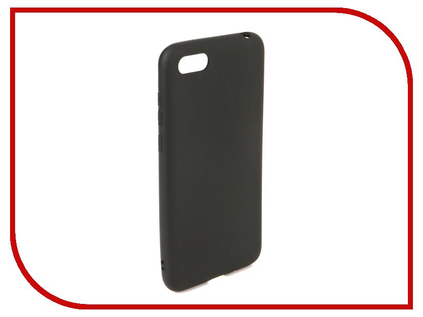 Аксессуар Чехол для Huawei Y5 Lite 2018 Neypo Soft Matte Black NST5989 аксессуар чехол для huawei p20 lite neypo soft matte silicone turquoise nst4291