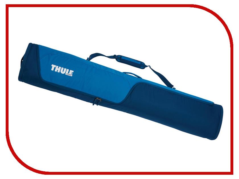 Аксессуар Чехол для сноуборда Thule RoundTrip Snowboard Bag Poseidon Blue 225119 чехол для бокса размеры 100 200 780 800 thule 6981