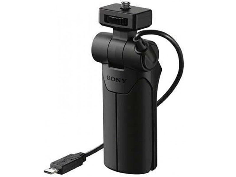 Мини-штатив Sony VCT-SGR1 для RX100-RX0 Black цена и фото