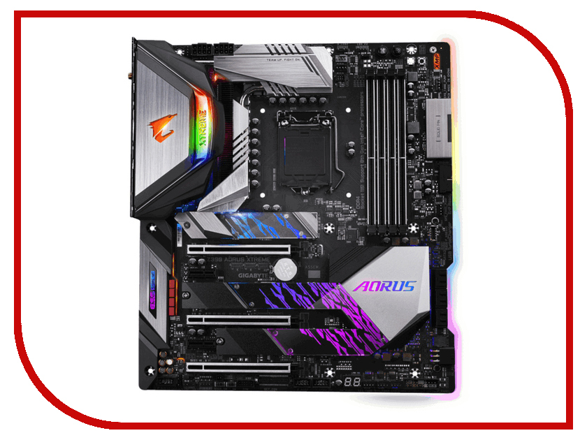 Материнская плата GIGABYTE Z390 AORUS XTREME (rev. 1.0) free shipping x30 xtreme penis pump