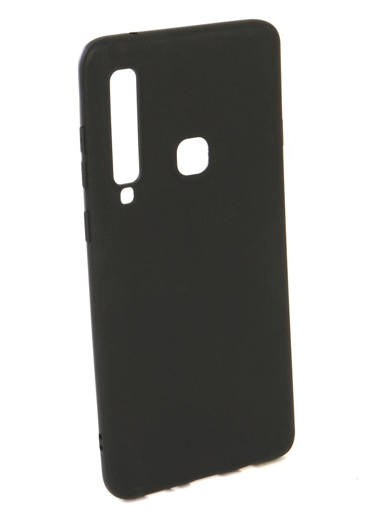 Аксессуар Чехол Neypo для Samsung Galaxy A9 2018 Soft Matte Black NST6029 аксессуар чехол для samsung galaxy j7 neo neypo soft touch black st3772