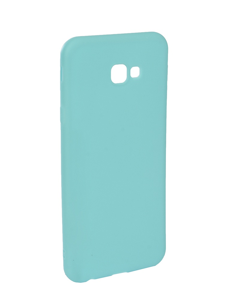 Аксессуар Чехол Neypo для Samsung J4 Plus 2018 Soft Matte Turquoise NST5981 аксессуар чехол для samsung j4 plus 2018 neypo soft matte dark blue nst5983