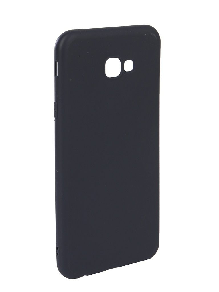 Аксессуар Чехол Neypo для Samsung J4 Plus 2018 soft Matte Dark Blue NST5983 аксессуар чехол neypo для nokia 6 1 plus x6 2018 soft matte dark blue nst6132