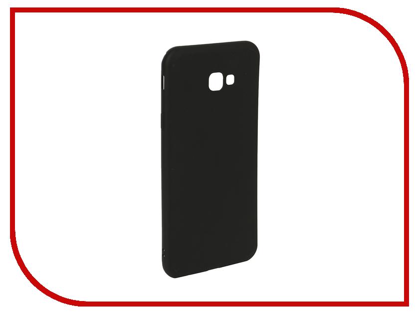 Аксессуар Чехол для Samsung J4 Plus 2018 Neypo Soft Matte Black NST5984 cam in matte soft screw shutter release button for leica hasselblad more black convex