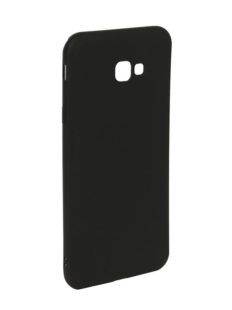 Аксессуар Чехол Neypo для Samsung J4 Plus 2018 Soft Matte Black NST5984 аксессуар чехол для samsung j4 plus 2018 neypo soft matte dark blue nst5983