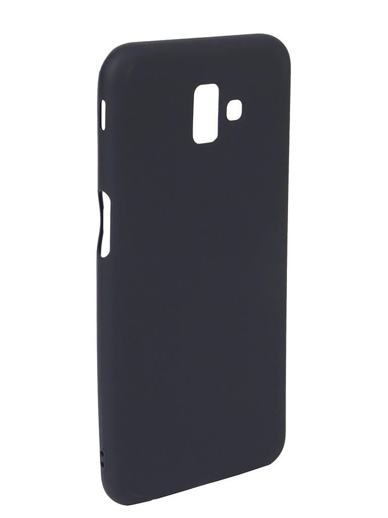 Аксессуар Чехол Neypo для Samsung J6 Plus 2018 Soft Matte Dark Blue NST5843 аксессуар чехол neypo для nokia 6 1 plus x6 2018 soft matte dark blue nst6132