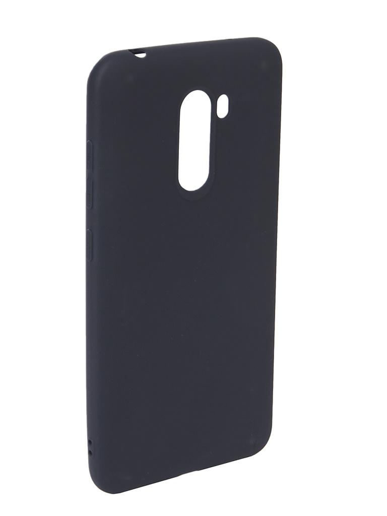 Чехол Neypo для Xiaomi Pocophone F1 Soft Matte Dark Blue NST5848